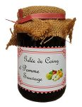 gelee coing- pomme sauvage maison 430g